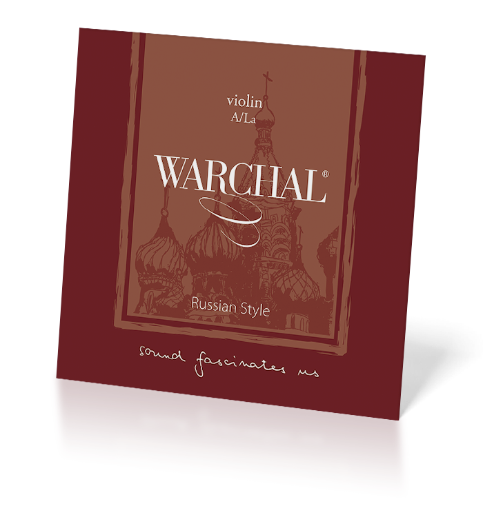 Warchal Russian A Strings